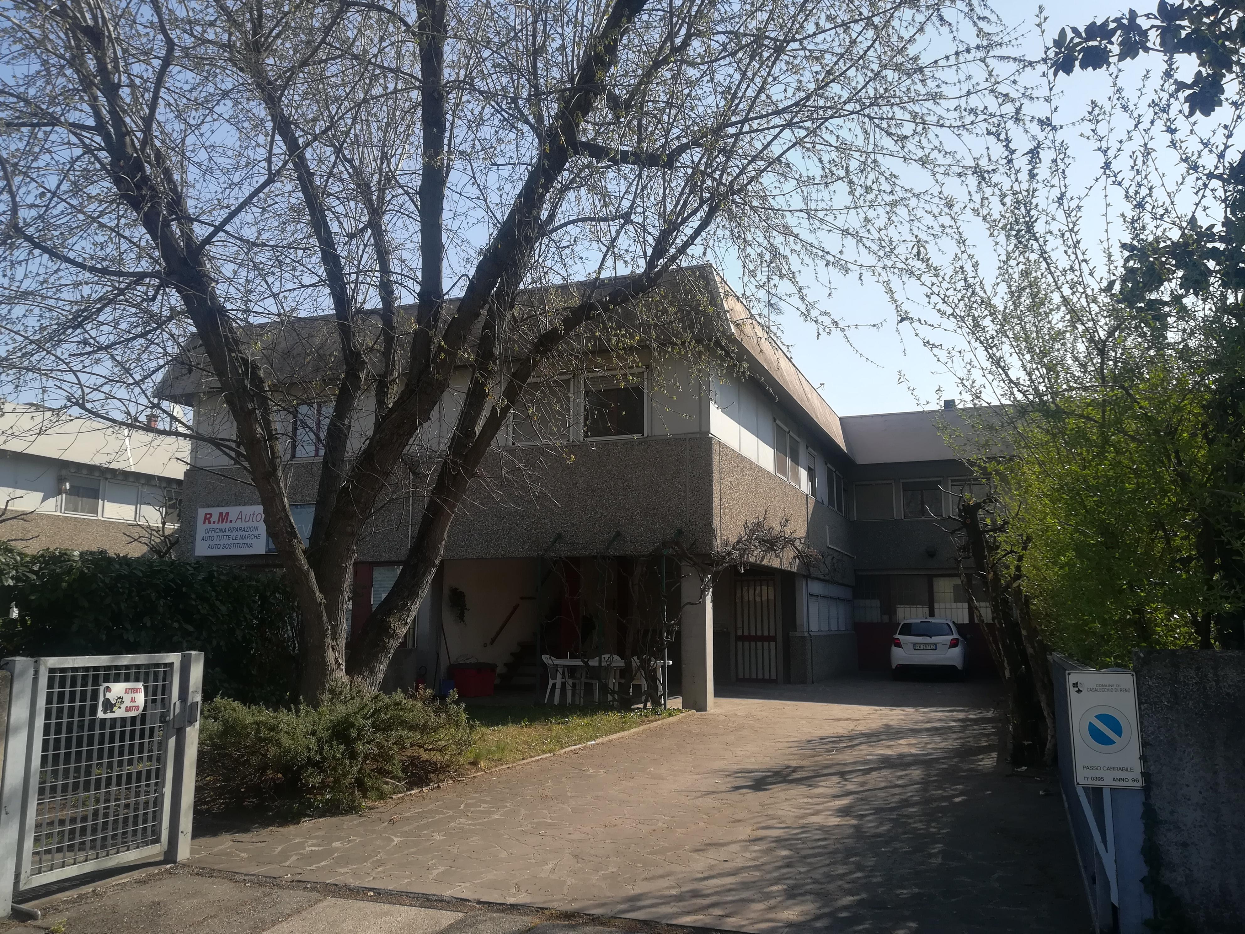 Casalecchio di Reno capannone+ abitazione 500 mq. 425.000
