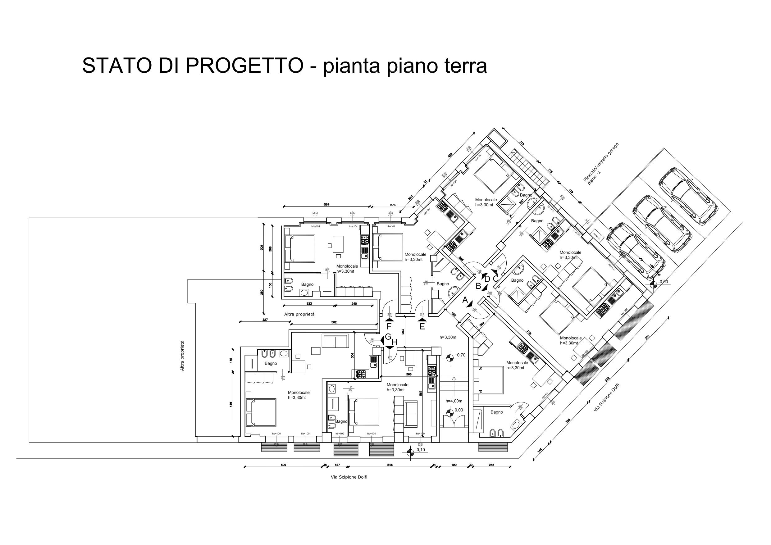 Ad.ze Porta Lame Via Dolfi ottimo investimento 135.000