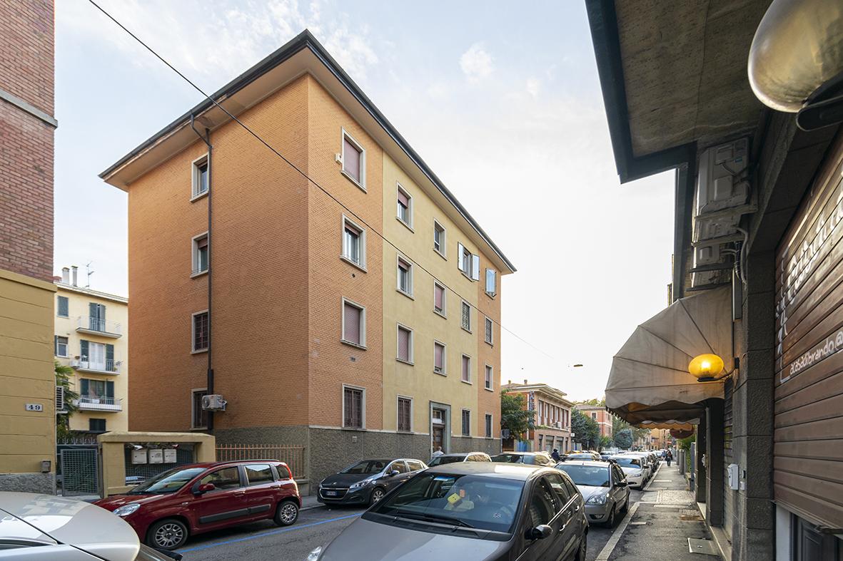 Via Cignani: 60 mq. nuova ristrutturazione 169.000