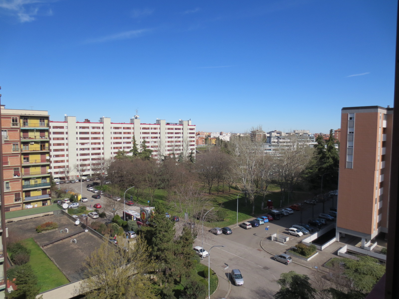 Vendita appartamento quadrilocale Funivia 100 mq.