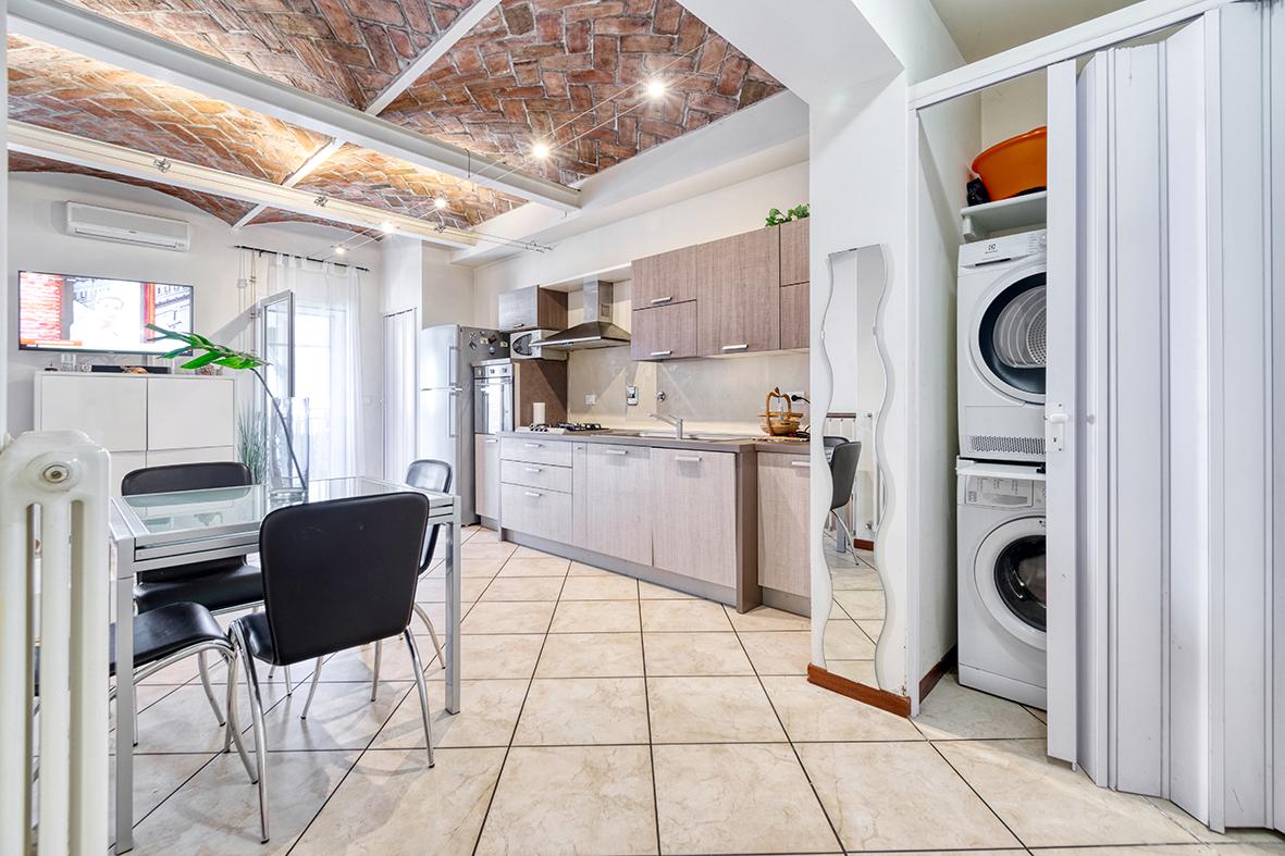 Borgo Panigale appartamento su 2 livelli 40 mq. ristrutturato