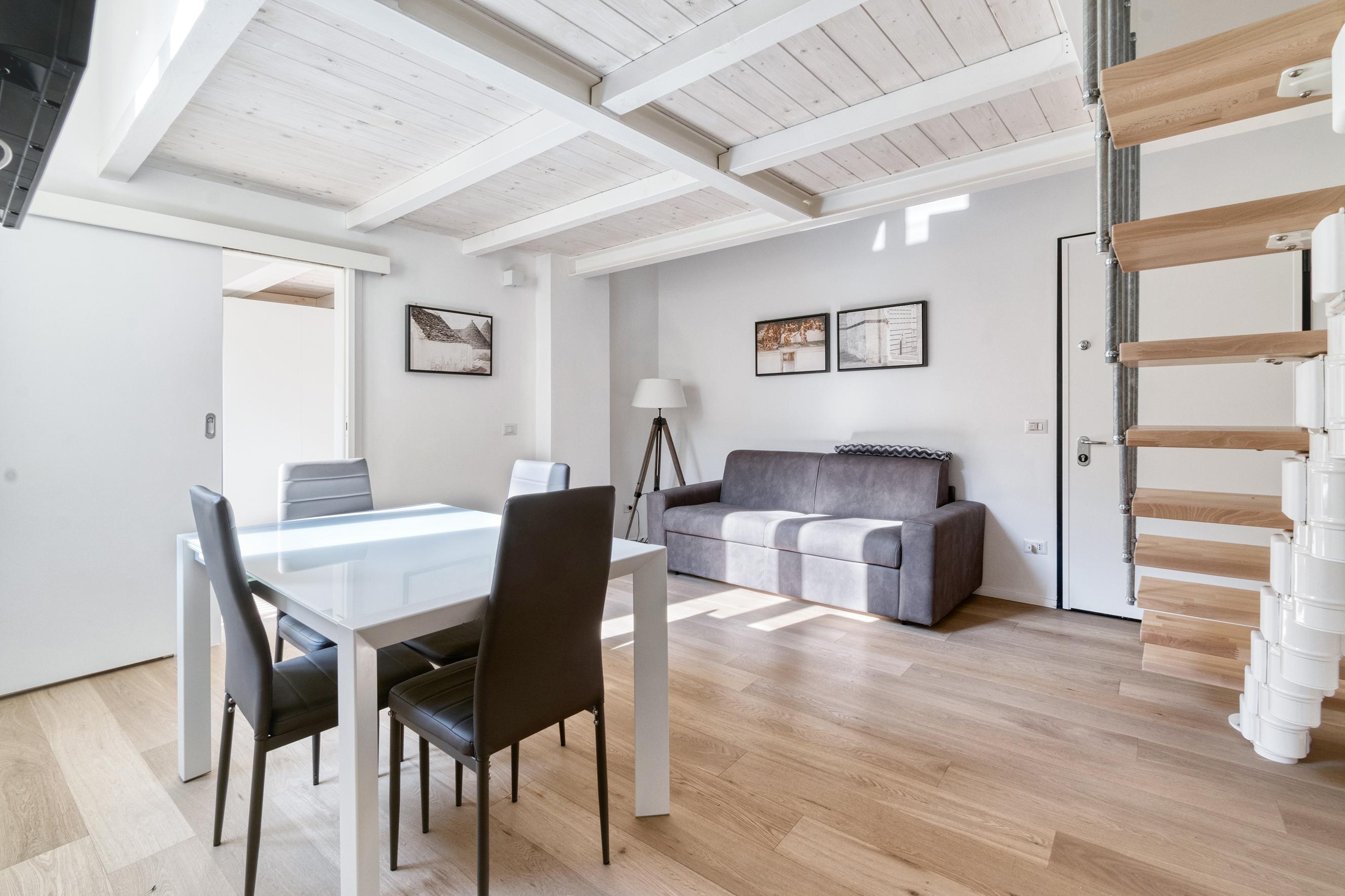 Appartamento in vendita ristrutturato Via Pietralata 280.000